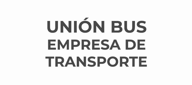 EMPRESAS_13 union bus
